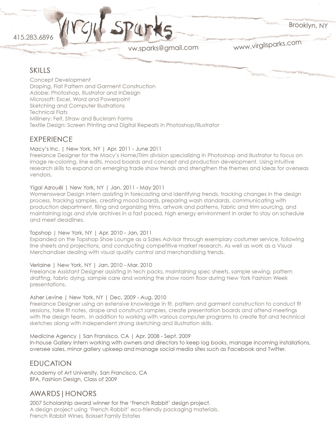 Resume Urban Outfitters Resume resume vs